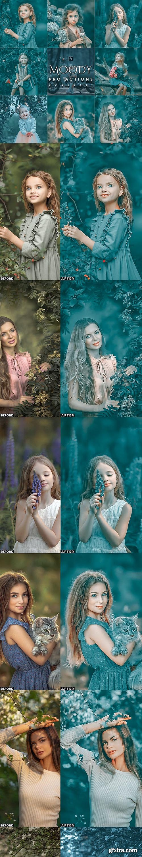 GraphicRiver - Moody Photoshop Actions 28393221