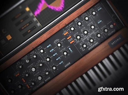 Groove3 Arturia Mini V Explained TUTORiAL-SYNTHiC4TE
