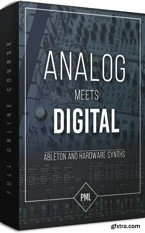 Production Music Live Analog Meets Digital TUTORiAL-FLARE