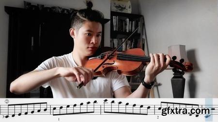 Mastering the ABRSM Grade 6 Violin Scales