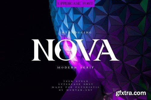 CM - Nova Future Font 5341015