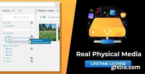 CodeCanyon - WordPress Real Physical Media v1.2.4 - Physical Media Folders & SEO Rewrites - 23104206 - NULLED