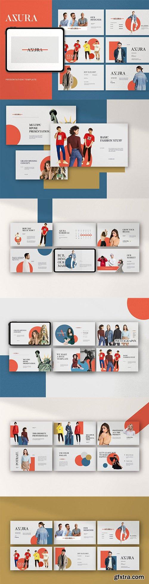 Azura - Minimal Fashion Keynotes