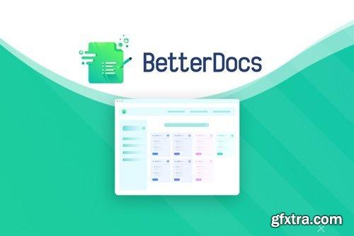 BetterDocs Pro v1.3.2 - WordPress Plugin