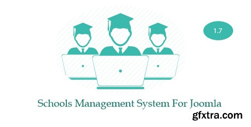 CodeCanyon - School Management System for Joomla v1.7 - 18219198