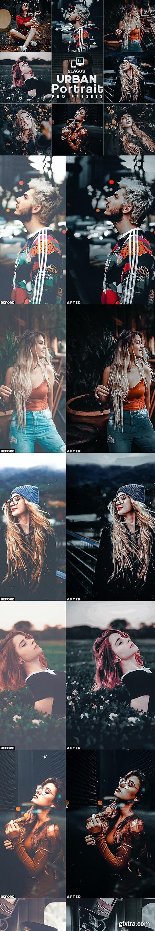 GraphicRiver - Urban Portrait Photoshop Actions 27395052