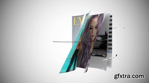 Videohive - Magazine Animation Pro II V2 - 24783523