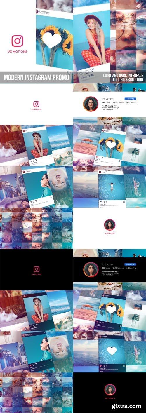 Videohive - Modern Instagram Promo - 28328110