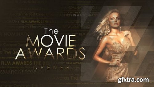 Videohive - The Movie Awards Opener - 28382368