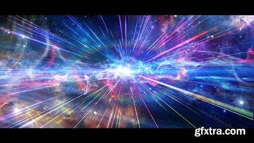 Videohive - Hyperdrive Intro - 28413658