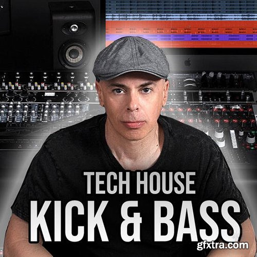 MyMixLab Mixing Kick and Bass in Tech House TUTORiAL-DECiBEL