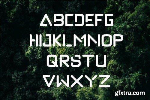 Amerald Modern Sans