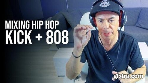 MyMixLab Mixing 808 and Kick in Hip Hop TUTORiAL-DECiBEL