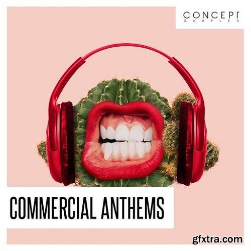 Concept Samples Commercial Anthems WAV-DECiBEL