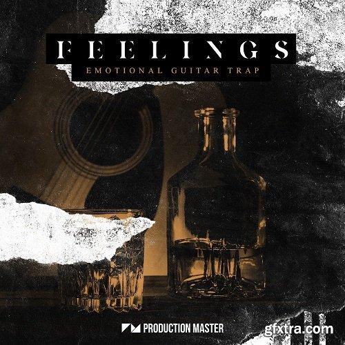 Production Master Feelings: Emotional Guitar Trap WAV-DECiBEL