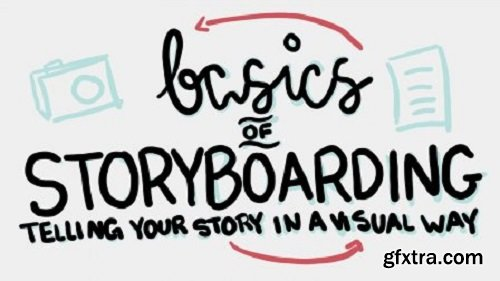 Basics of Storyboarding: Telling Your Story In A Visual Way