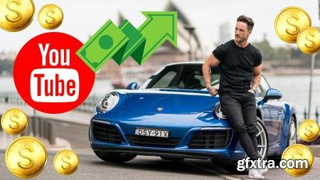10,000 USD/Month on Youtube without Marketing and Filming?
