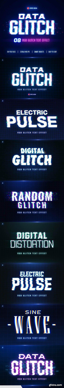 GraphicRiver - Glitch Text Effect 27807032