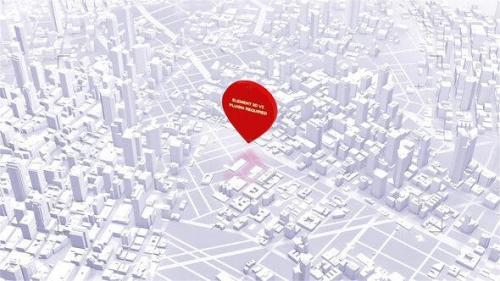 Videohive - GPS Reveal
