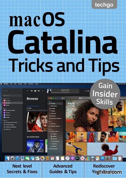 Mac Os Catalina Tricks And Tips - 2nd Edition 2020
