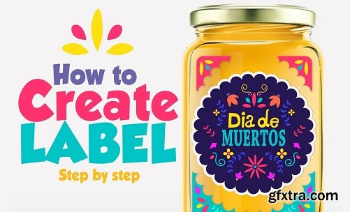 Create Packaging Label With Adobe Illustrator