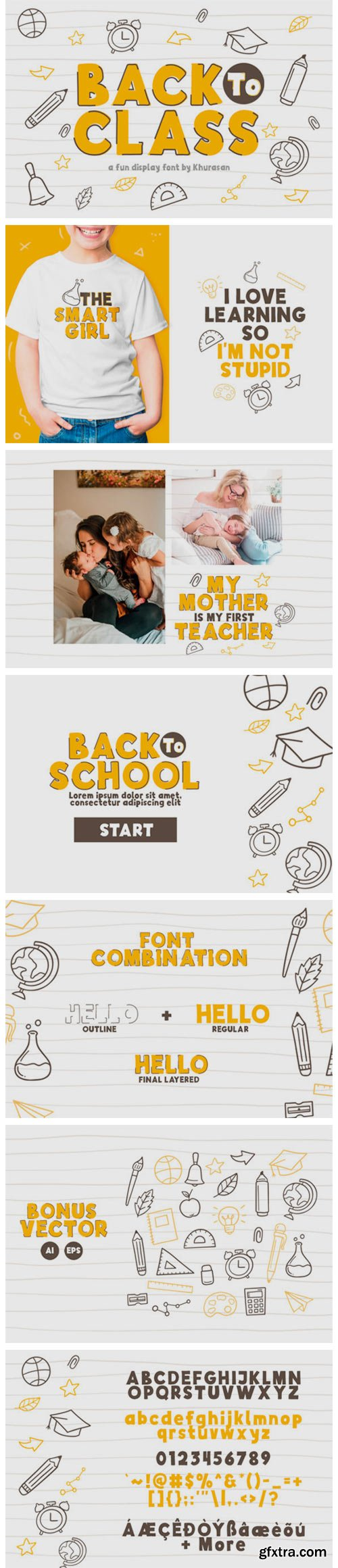 Back to Class Font