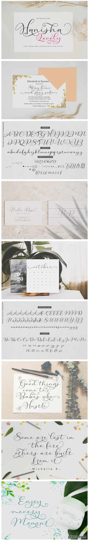 Hanisha Lovely Font