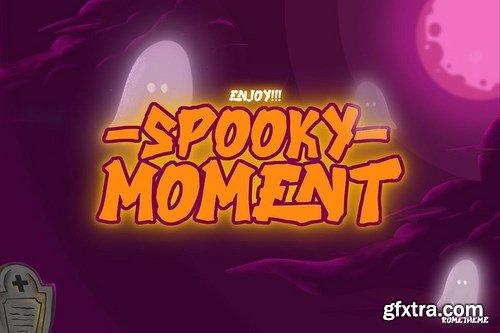 Best of Treat - Halloween Typeface