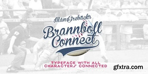 Brannboll Connect Font Family