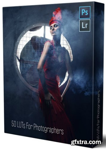 Professional set of 50 LUTs for Photographers by Alexey Kuzmichev + Tutorial (Win/Mac)