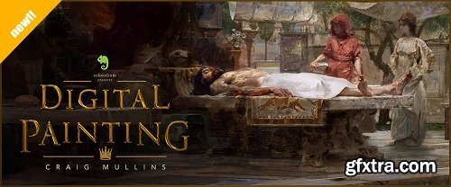 Digital Painting with Craig Mullins