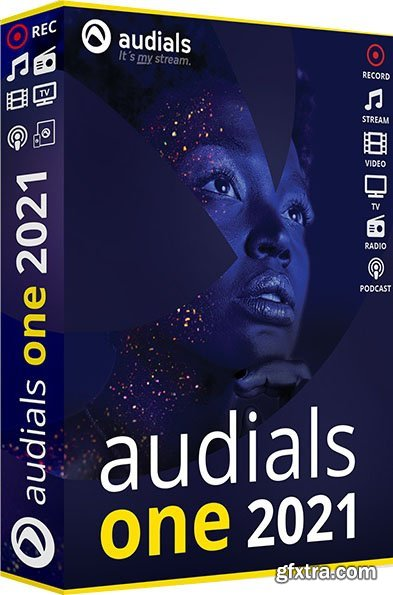 Audials One 2021.0.82.0 Multilingual
