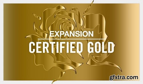 Native Instruments Certified Gold v1.0.0 Expansion-AwZ