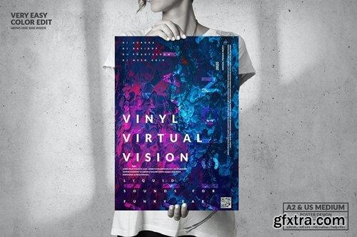 Music Event - Big Poster Design