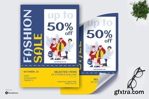 Fashion Sale - Poster GR