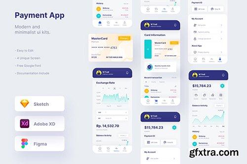 Mytemp - Modern Payment App