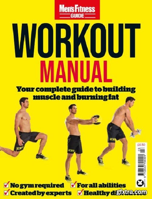 Men\'s Fitness Guides - Issue 3, Workout Manual, September 2020
