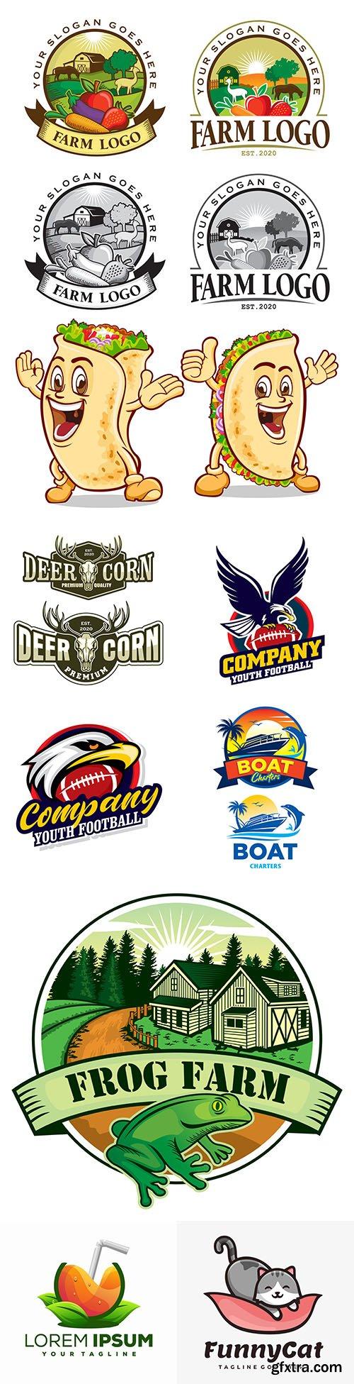 Brand name company logos business corporate design 71