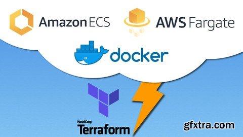 Deploy Fargate ECS Apps & Infrastructure: AWS with Terraform