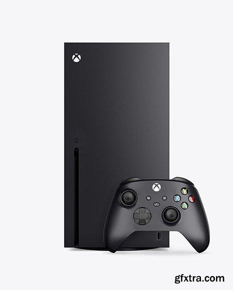 Xbox Series X Mockup 67579