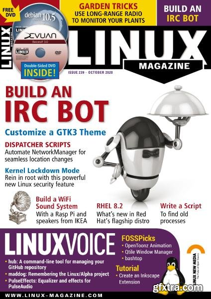 Linux Magazine USA - October 2020