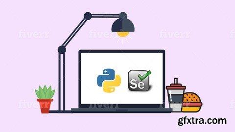 Selenium Python Automation Testing from Scratch + Frameworks