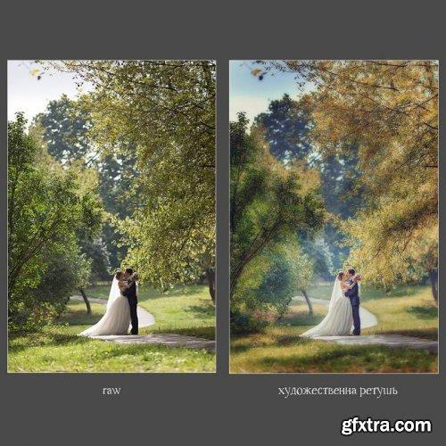 Alexandra Semochkina - Photo processing webinar Magic of light