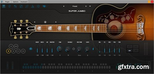 Ample Sound Ample Guitar Super Jumbo v3.2.0 WIN-iND
