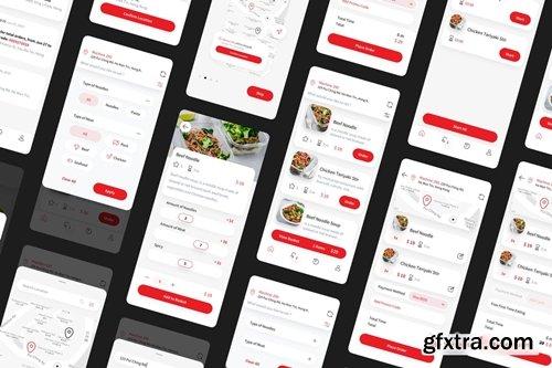 Cookmac Food Mobile App