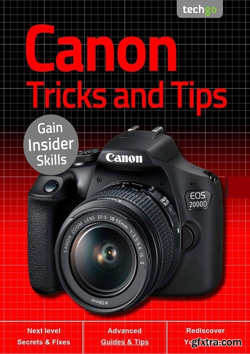 Canon, Tricks And Tips - 2nd Edition September 2020