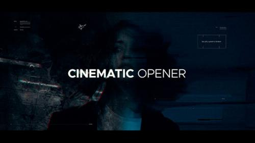 Videohive - Cinematic Opener