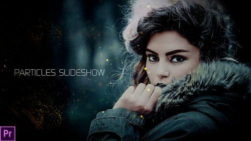 Videohive - Particles Slideshow