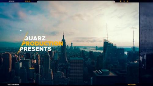 Videohive - Urban Dynamic Slideshow