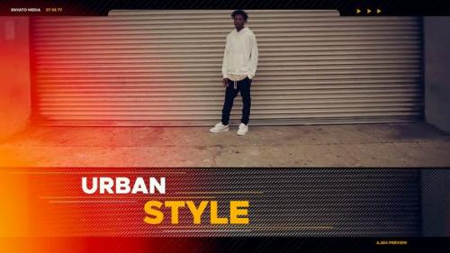 Videohive - Hip-Hop Opener